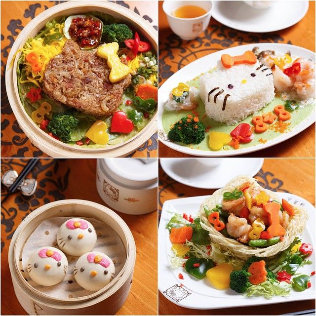 All About Hong Kong On Instagram The World S First And Only Hello Kitty Chinese Restaurant Hello Kitty 中菜軒 Real Chinese Food Chinese Restaurant Food Places