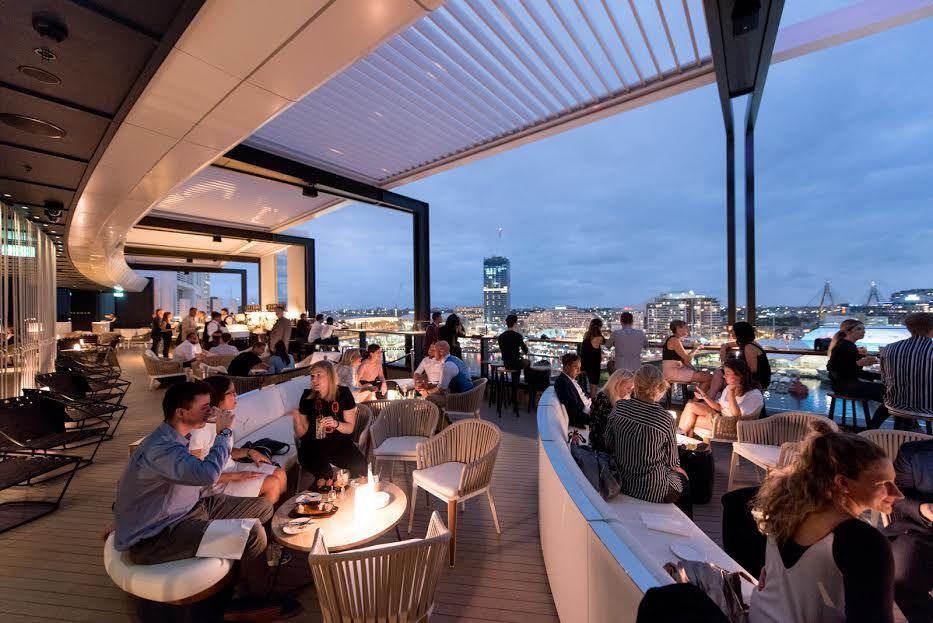 Zephyr Rooftop Bar, Hyatt Regency Sydney -  Zephyr Rooftop Bar, Hyatt Regency Sydney  - #Bar #Hyatt #Regency #Rooftop #sydney #trendfastfood #Zephyr