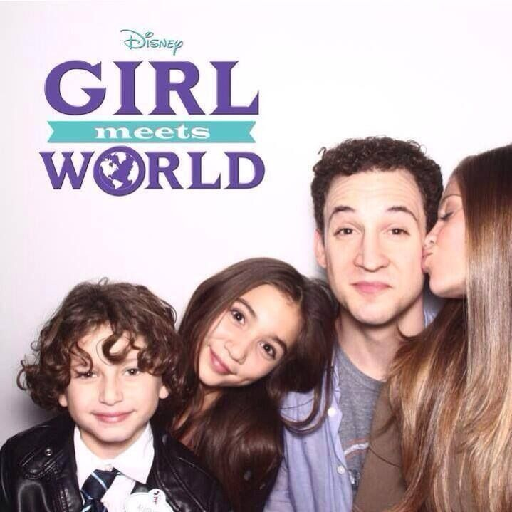 Where To Watch Girl Meets World Online