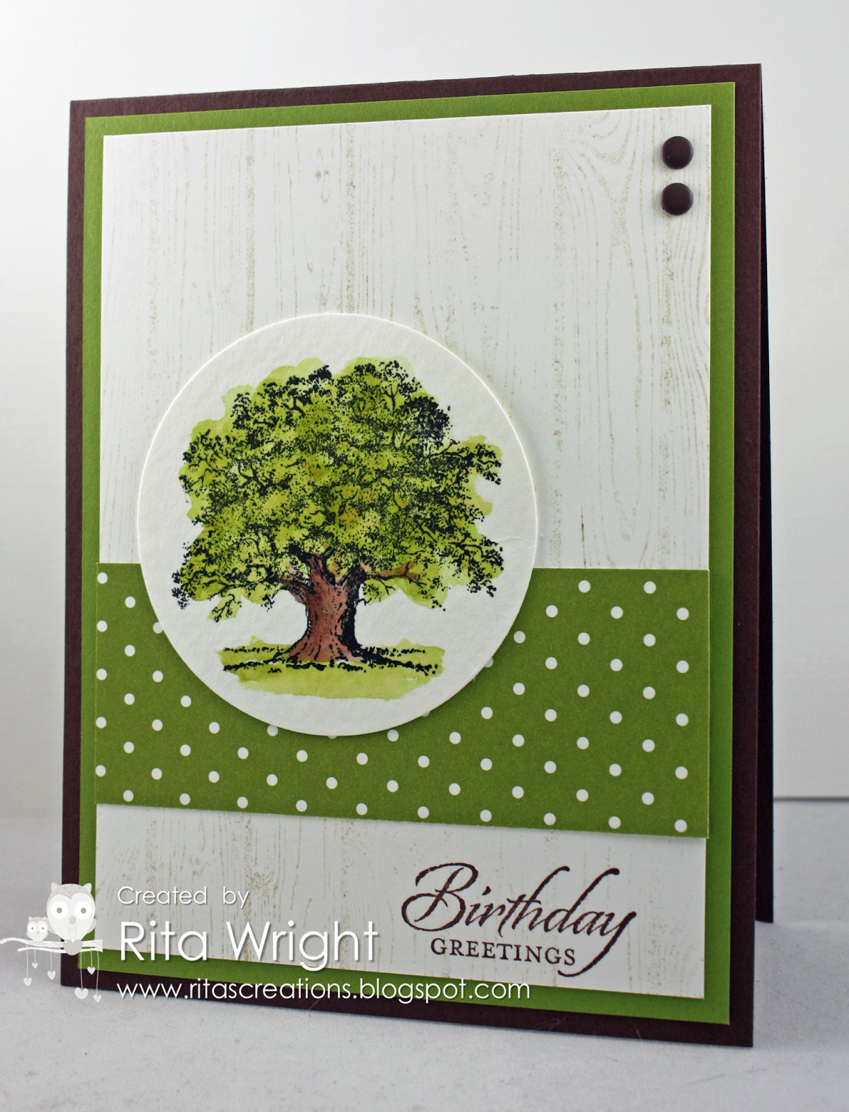Stampin up lovely as a tree ritas creations cards card ideas masculine birthday cards stampin up lovely as a tree bookmarktalkfo Gallery