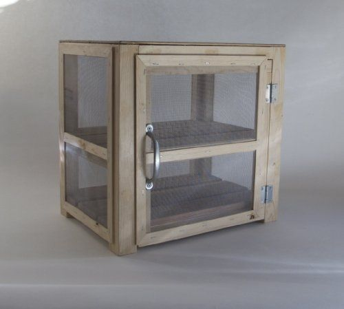 Fruit Safe Wood Countertop Storage Box Priscilla Woolworth  Http://www.amazon.