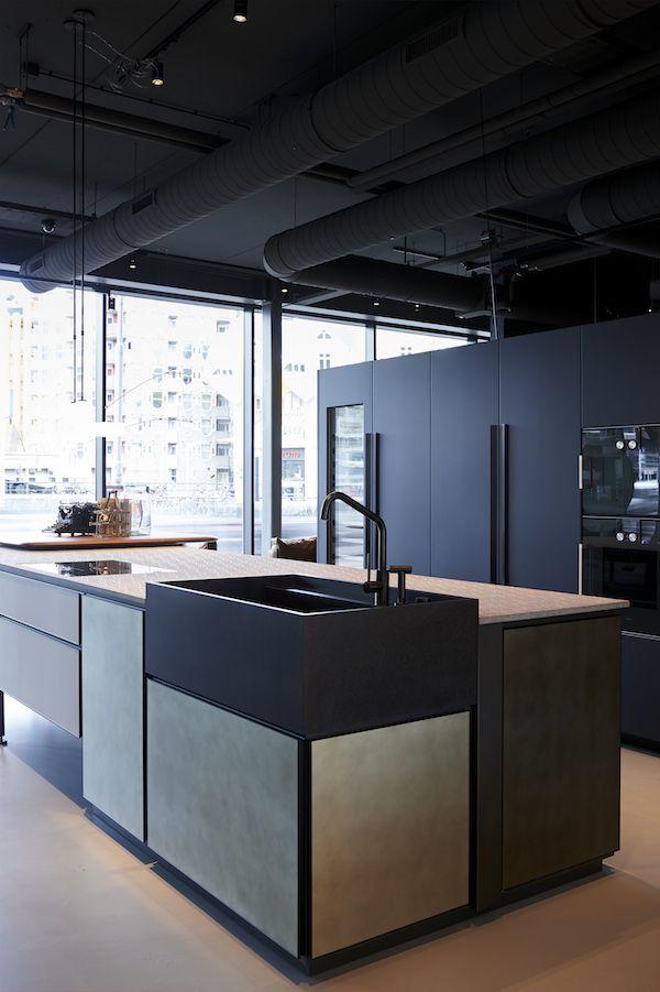 Italian Design  Boffi X De Padova #boffirotterdam Fair Italian Design Kitchen Review