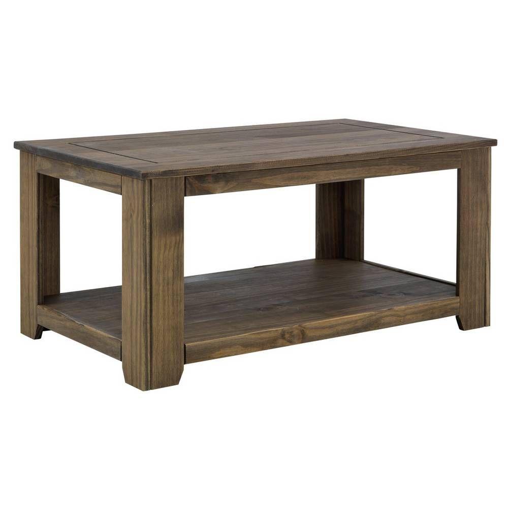 Buy Argos Home Amersham Solid Wood Coffee Table Dark Pine Coffee Tables Pine Coffee Table Solid Wood Coffee Table Coffee Table Argos