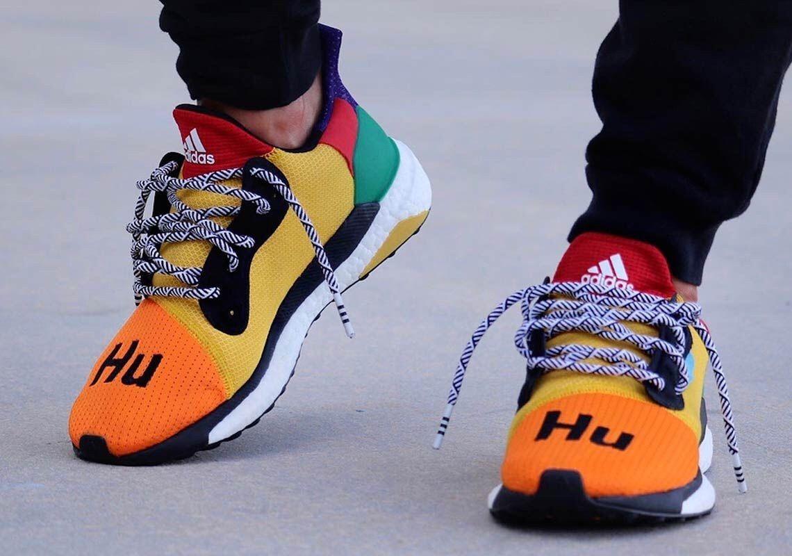 Adidas Pharrell new Hu Ultra Boost