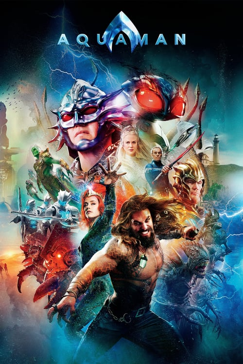 Watch Aquaman Movie 2019 Online Streaming Dvd Bluray Hd