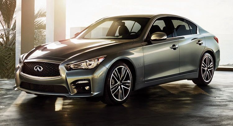 2019 Infiniti Q50 3.0t Specs And Performance Released at