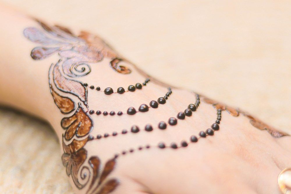 A real pickup for you! #jewellery #henna #art #girl