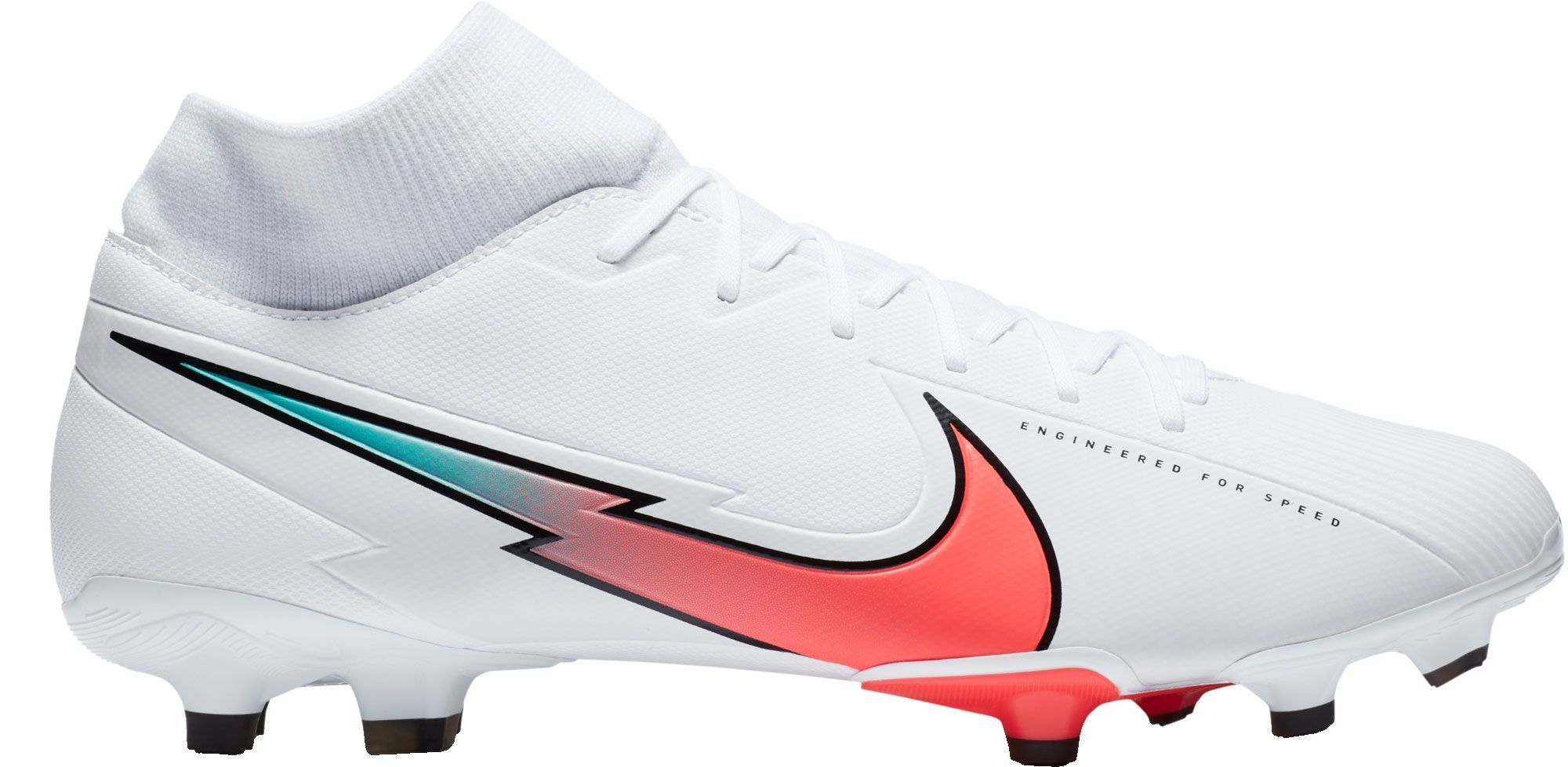 Nike Mercurial Superfly 7 Academy Fg Soccer Cleats In 2020 Soccer Cleats Nike Girls Womens Soccer Cleats Soccer Cleats