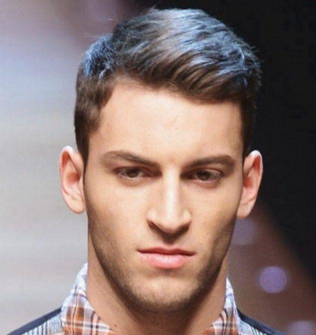 klassische kurze herren-frisuren mode   männer haarschnitt