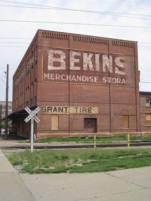 Bekins Merchandise Storage Sioux City Ia