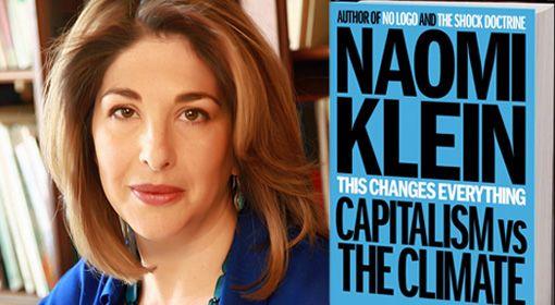 """Informazione Contro!: Naomi Klein: """"Salvare il pianeta o salvare il neol..."""
