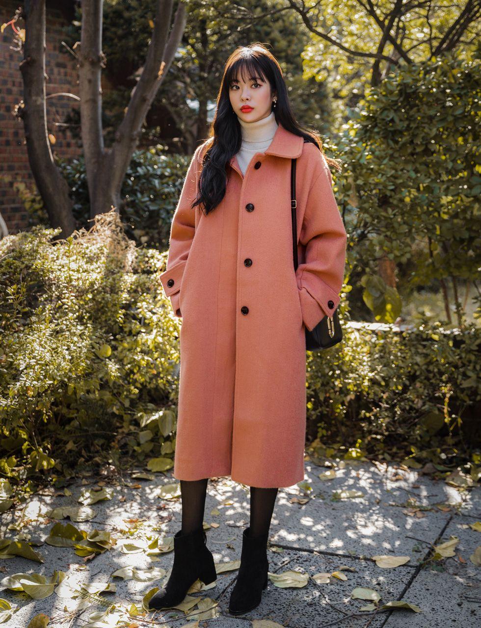 Baju Musim Dingin Korea