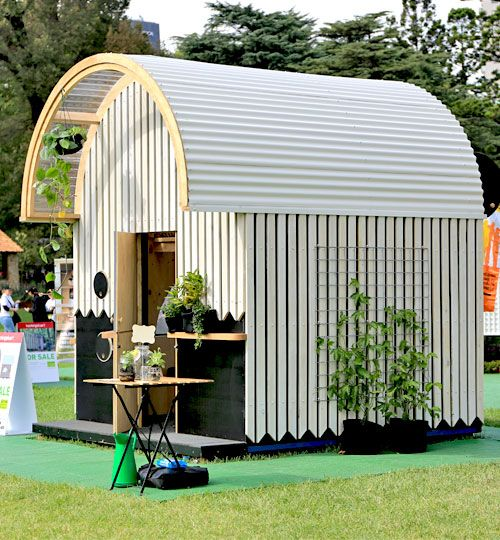Undercover Cubby House Challenge Aims High