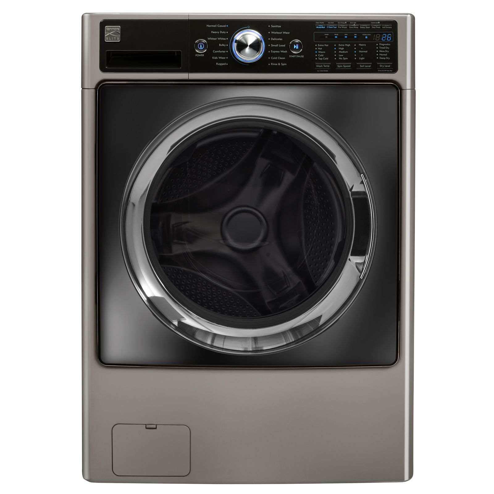 Kenmore Elite 41003 Washer And Dryer Combo The Best Wash And Dry In One Machine Combination Washer Dryer Washer Dryer Combo Kenmore Elite