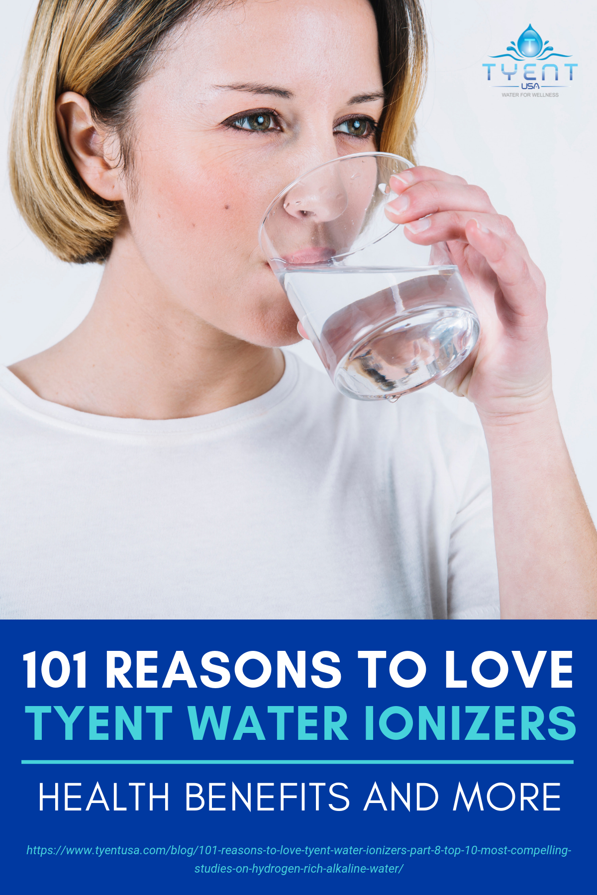 101 Reasons To Love Tyent Water Ionizers Health Benefits And More Water Ionizer Alkaline Water Ionizer