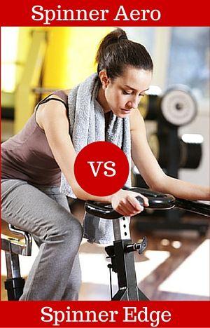 Spinner Aero Vs Spinner Edge How Do They Differ Spin Bike