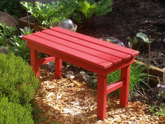 Cedar Garden Bench 12 Colors Available Entryway Bench Mud Bench Garden Bench Strong Durable Laughing Creek In 2020 Cedar Garden Outdoor Patio Bench
