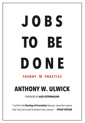 Jobs To Be Done Canvas : canvas, Jobs-to-be-Done, Canvas, Outcome-Driven, Innovation, Reading, Jobs,, Business, Model, Canvas,, Theories