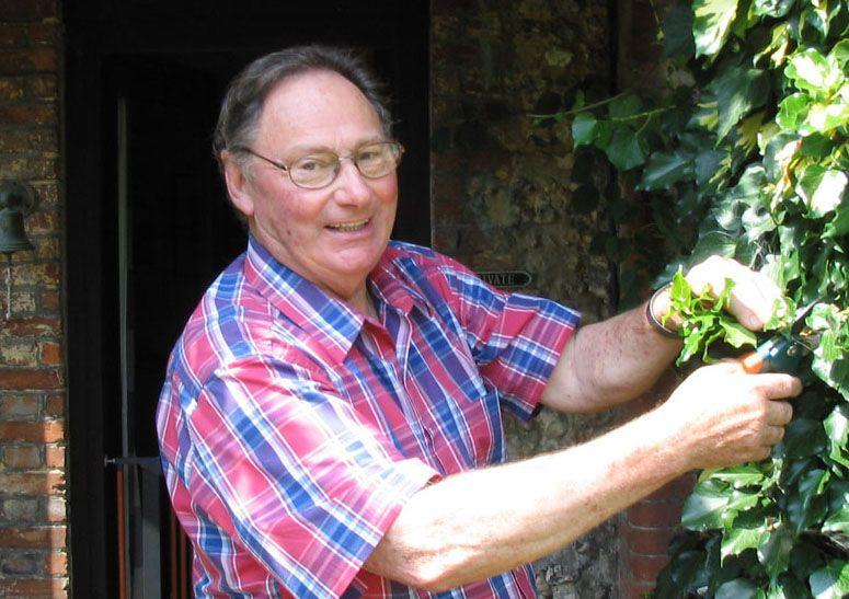 John Brookes (MBE) is a www.my-garden-school.com tutor ...