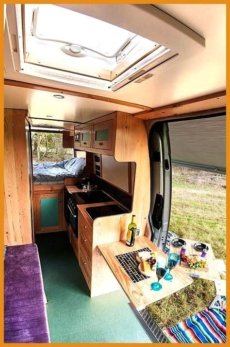 Quirky Campers With an oven fridge running hot water toilet hot shower beds for 4 bea