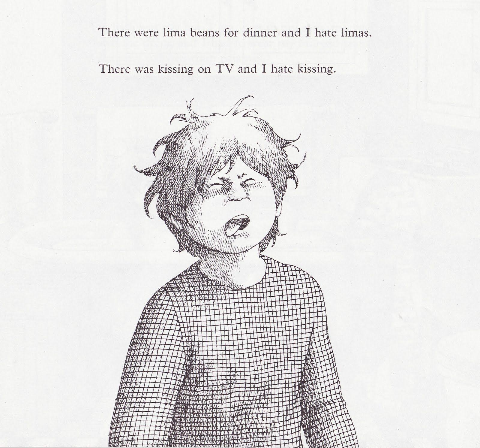 My Favorite Page Of My Favorite Children S Book Alexander