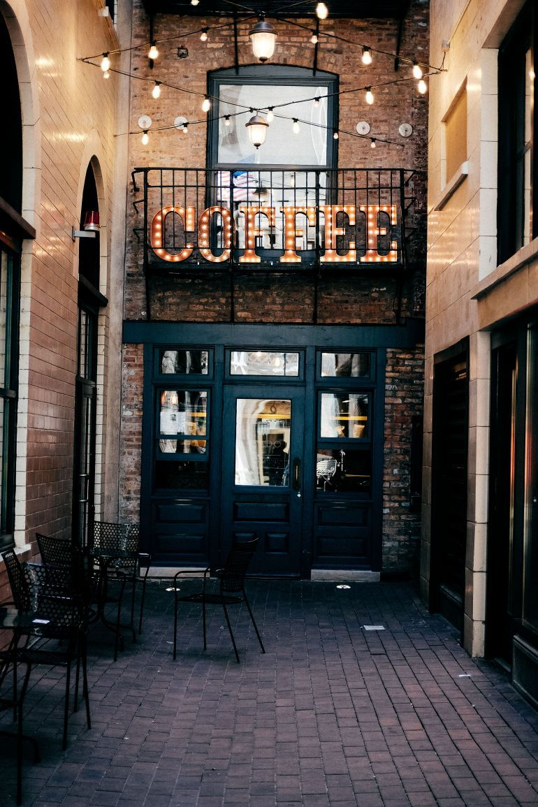 Coffee Shop Entrance Restaurant Facade Restaurant Door Cafe Door