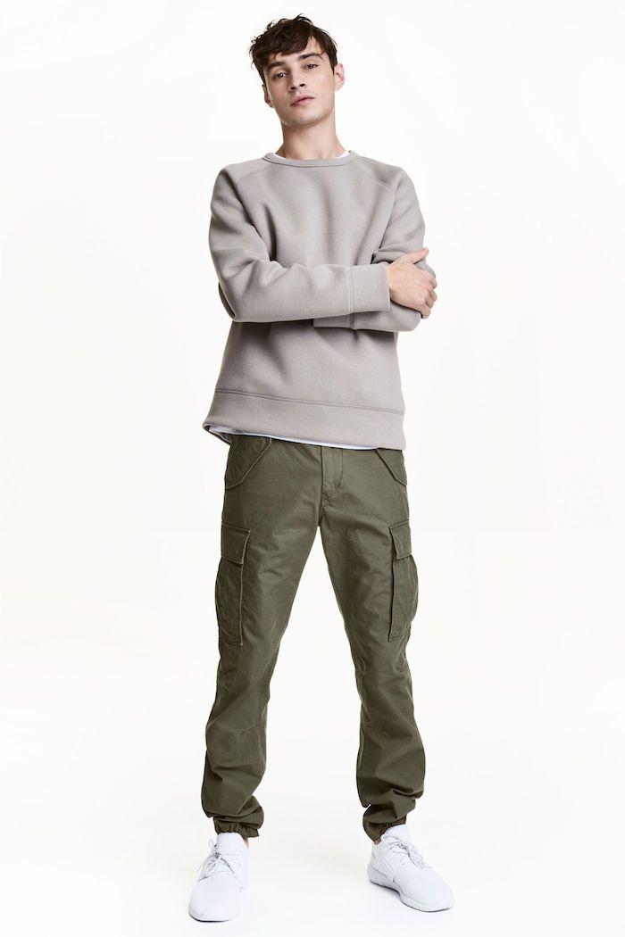 4ca5af630 ▷ 1001+ idées plein les poches pour adopter le pantalon cargo homme ...