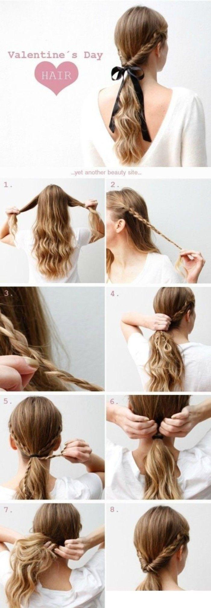 Pin By Shin Rin Ah On Braids And Hairsyle Easy Hairdos Long Hair Styles Hair Styles