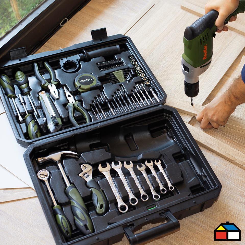 Set herramientas bauker herramientas pinterest for Todo jardin herramientas