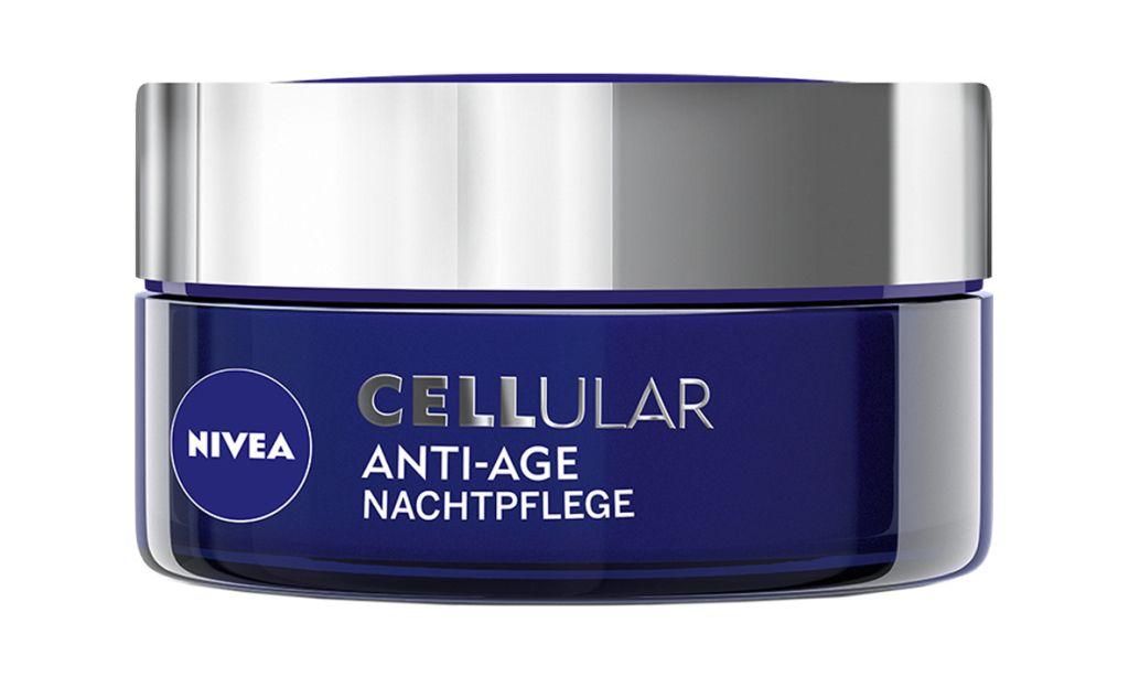 Anti Age Nachtpflege von NIVEA