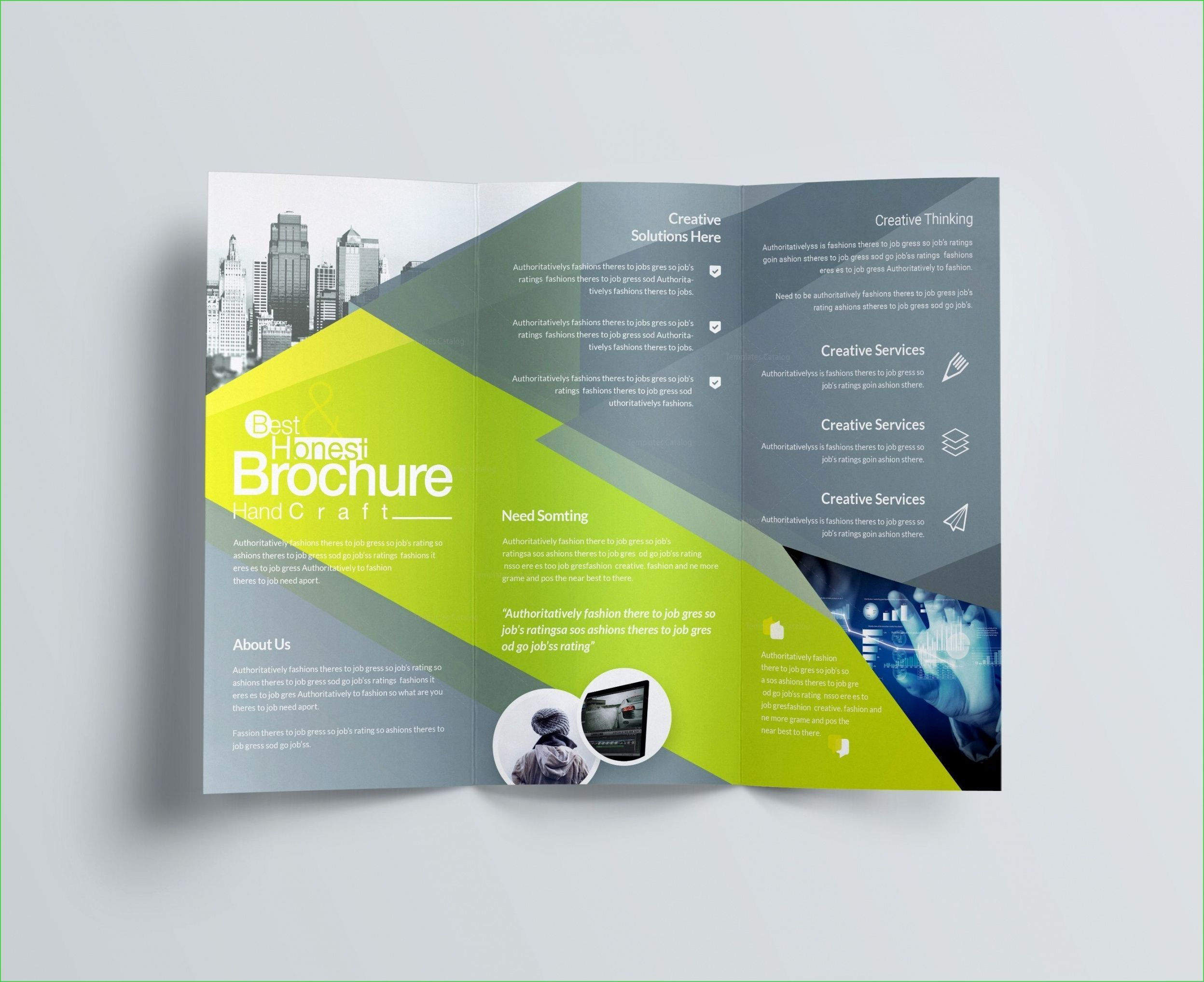 Managed Services Proposal Template Free Brochure Template Free Business Card Templates Brochure Design Template