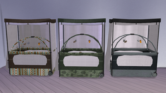 Sims 4 Cc S The Best Baby Bed By Lena Sims Kiras
