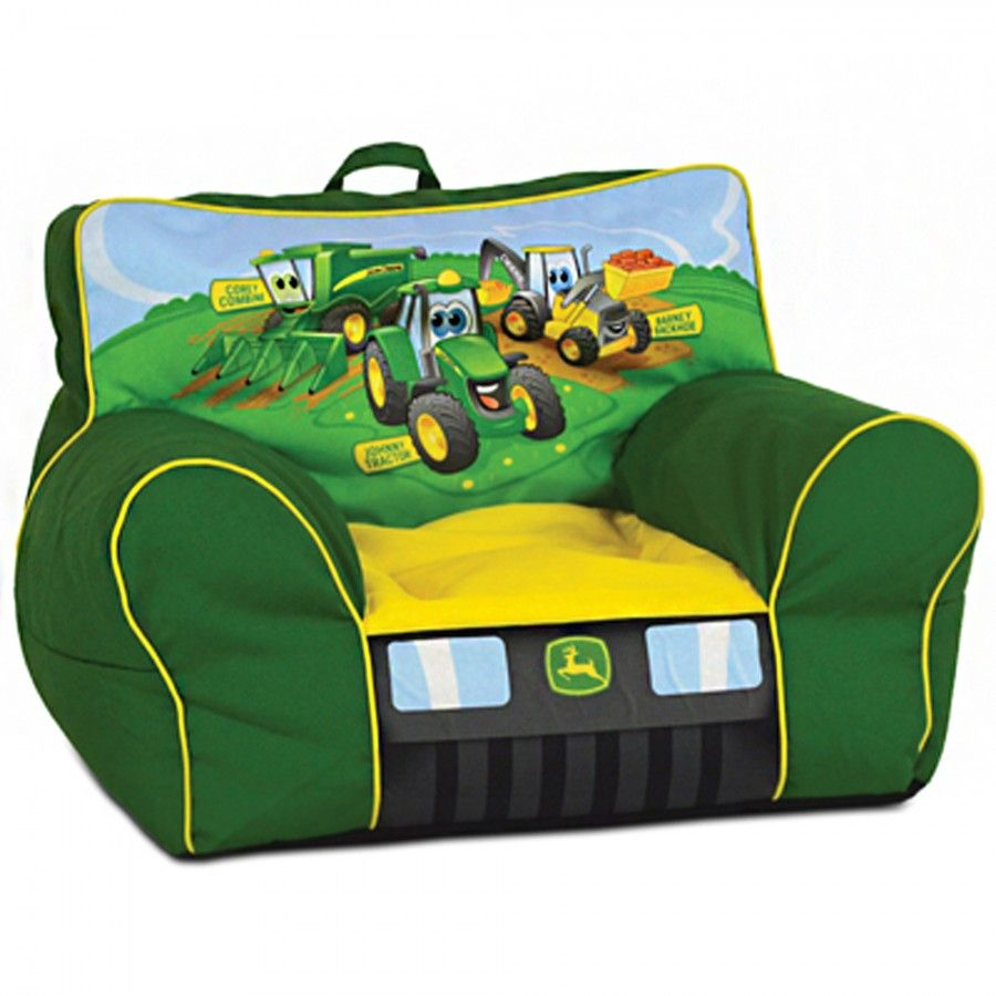 John Deere Soft Side Beanbag Chair   Kid's Room   For The Home