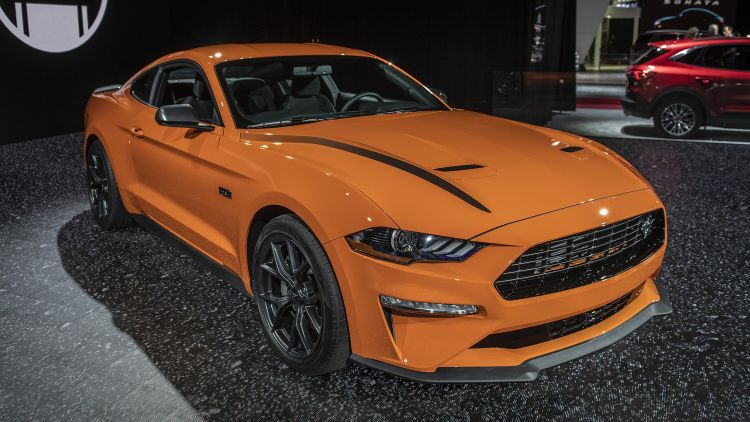 2020 Ford Mustang Ecoboost Hpp New York 2019 Photo Gallery