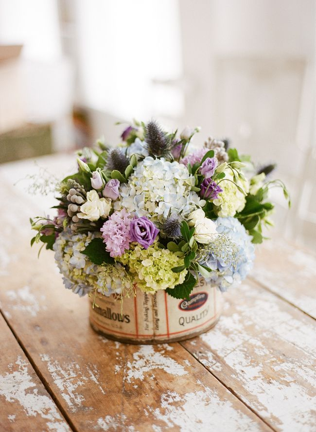 New York City Loft Wedding Purple Wedding Flowers Loft Wedding Wedding Flowers