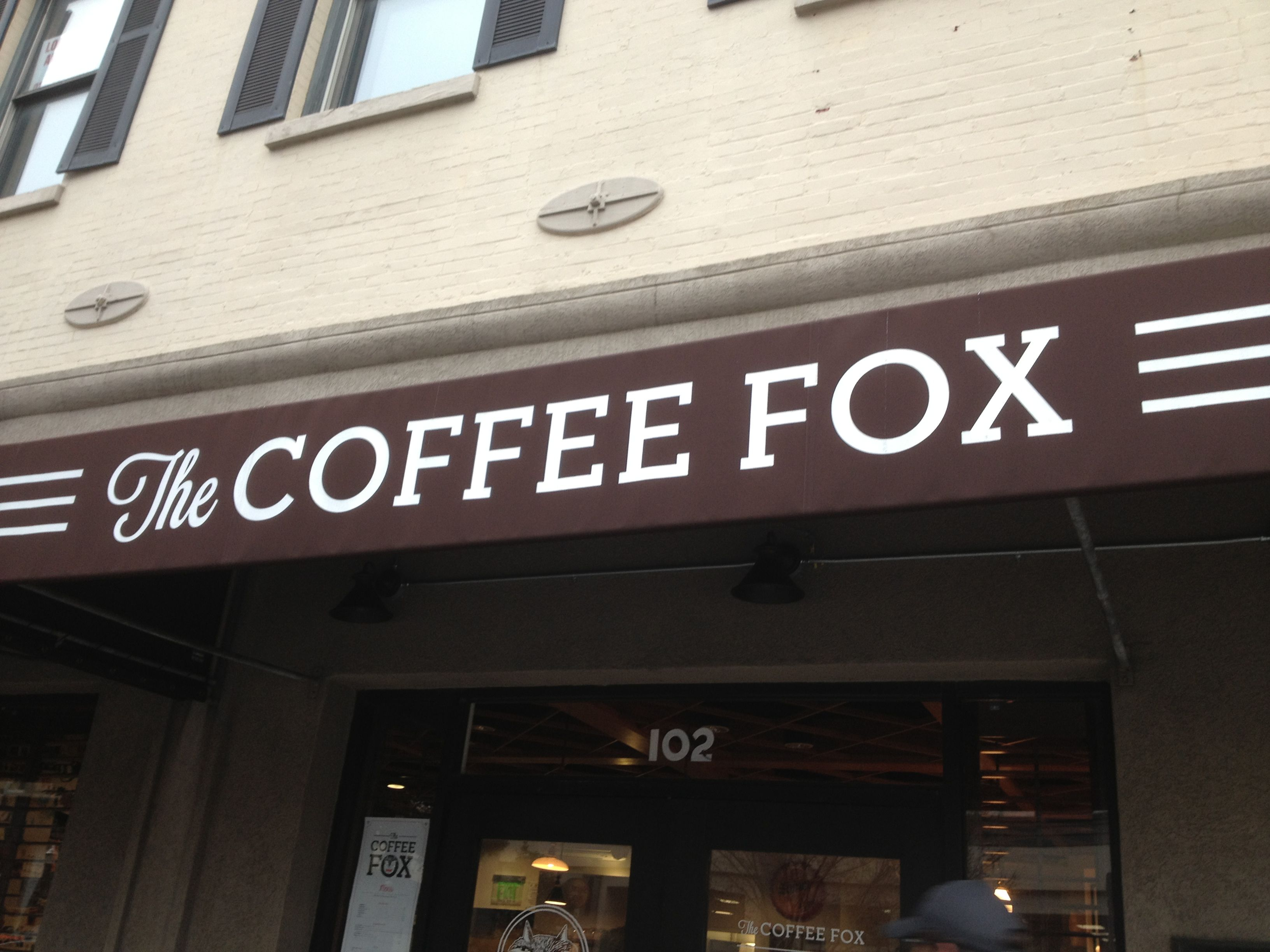 the coffee fox savannah ga get away pinterest chats savannah