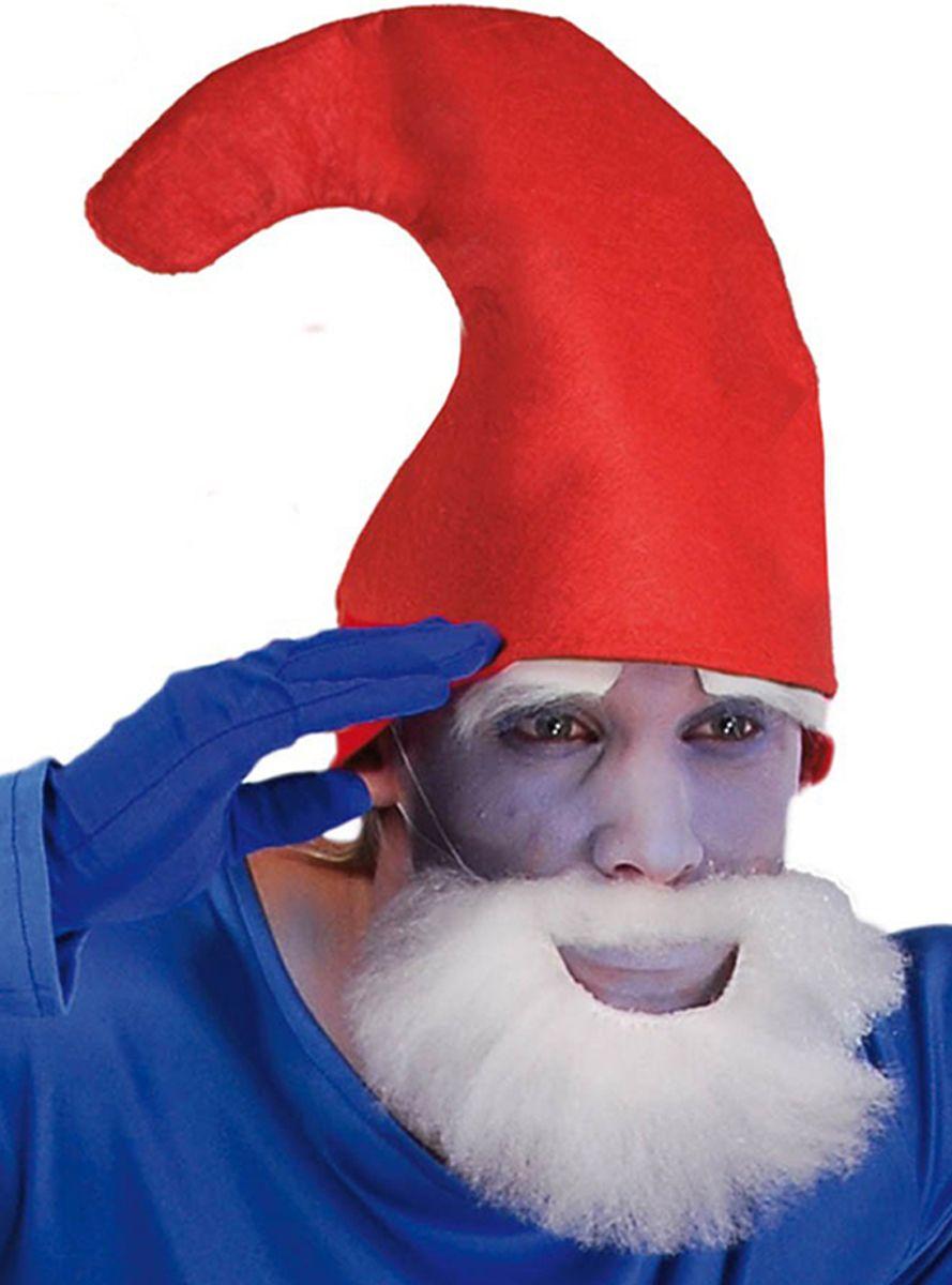 Bonnet de petit nain rouge #bonnets