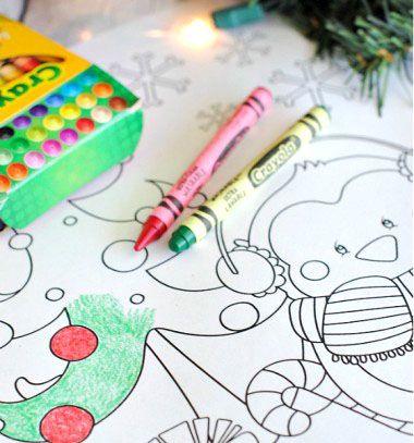 Christmas Coloring Book Pages Free Printable Karacsonyi Szinezolapok Gyerekeknek Mindy