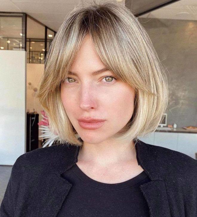 Short Haircuts That Look Feminine And Elegant - Pa