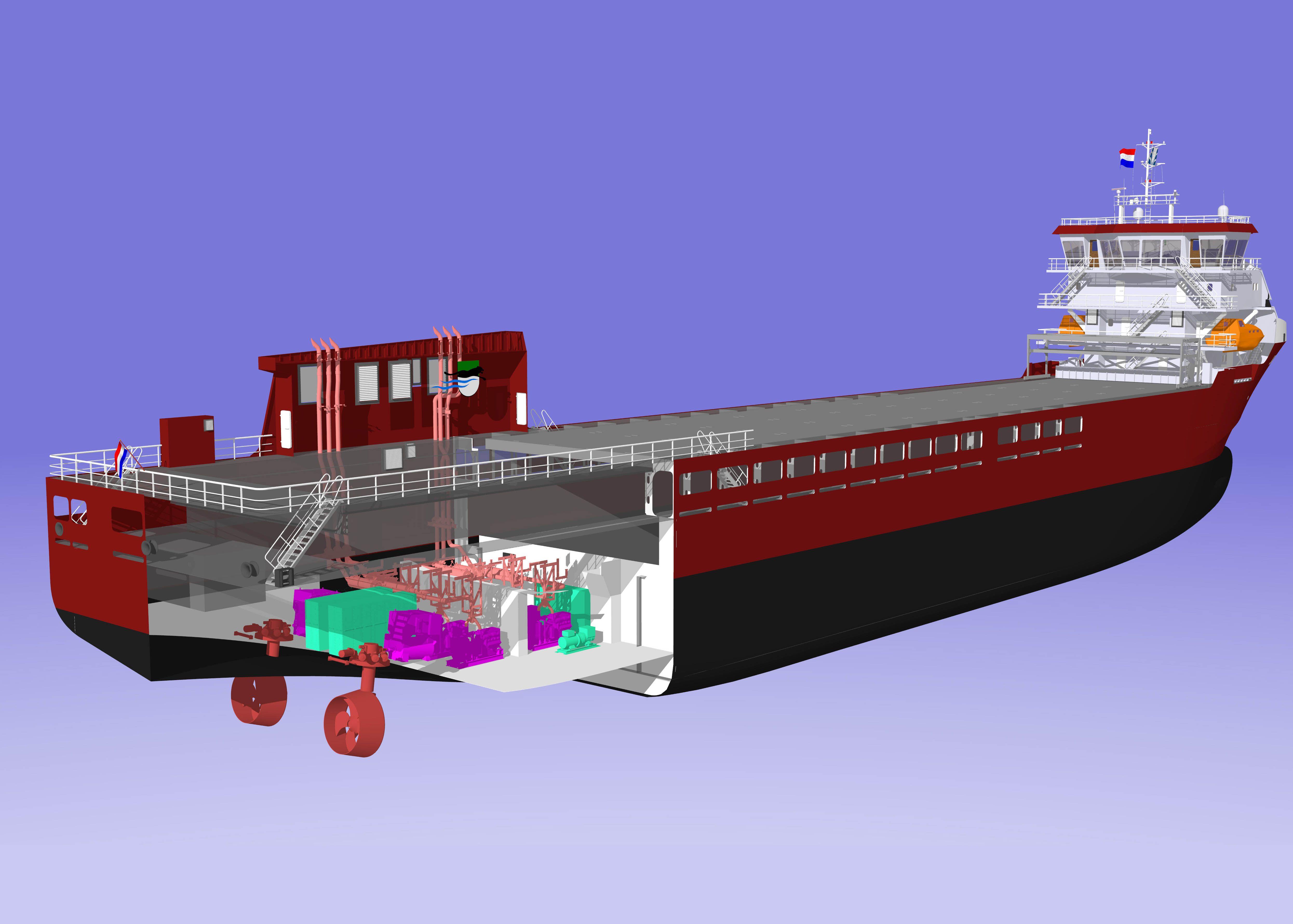 Cargo Ship Blueprint : Vg e cargo ship design new pinterest
