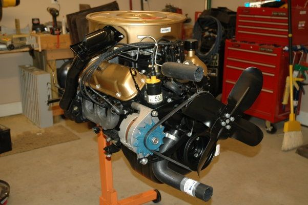 1965 mustang 289 v8 engine, concours restored 1965 Mustang Engine