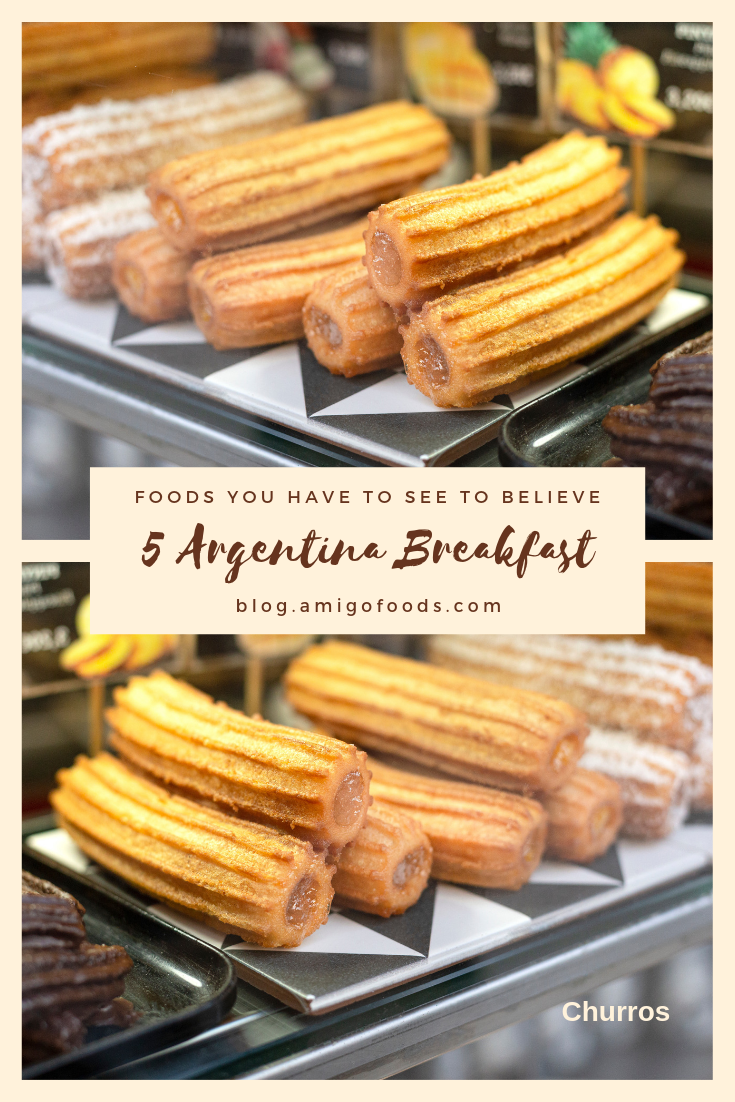 5 Argentina Breakfast Foods You Have to See to Believe