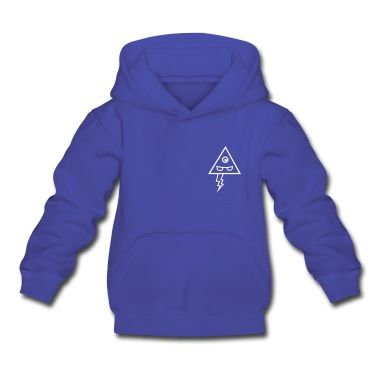 Sweat à capuche Triangle Cute Fashion #cloth #cute #kids# #funny #hipster #nerd #geek #awesome #gift #shop Thanks.
