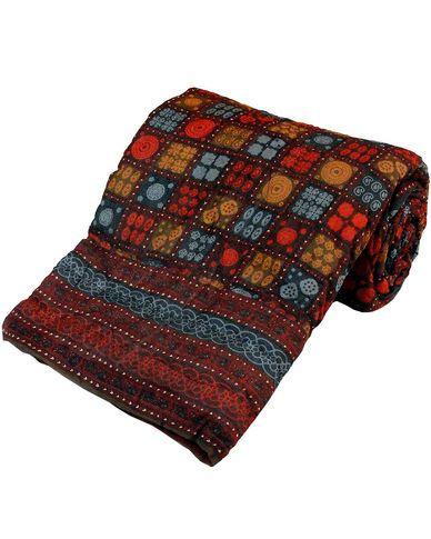 Designer Bagru Cotton Single Bed Razai Quilt, buy quilt online ... : online quilt designer - Adamdwight.com