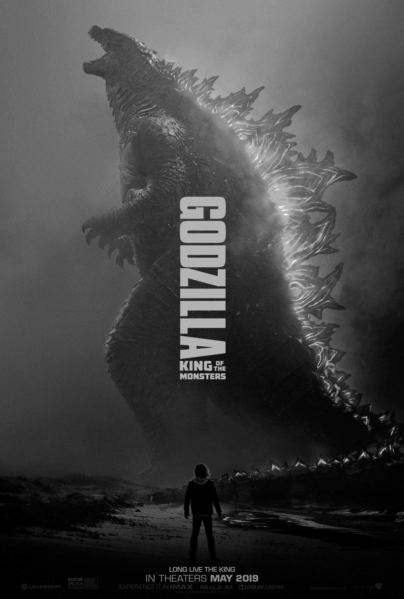 Godzilla Kotm Poster Color Variant Godzilla Great Movies To Watch Full Movies