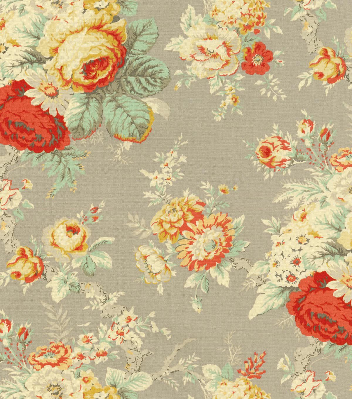 waverly upholstery fabric 54 upholstery fabric waverly sanctuary rose clay