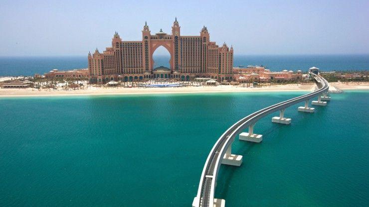 Top 10 Resorts Around the World The United Arab Emirates