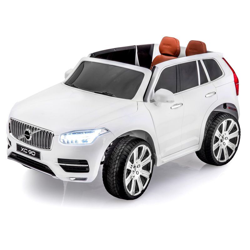 Sportrax Licensed Volvo Xc90 Kids Suv Battery Powered Riding
