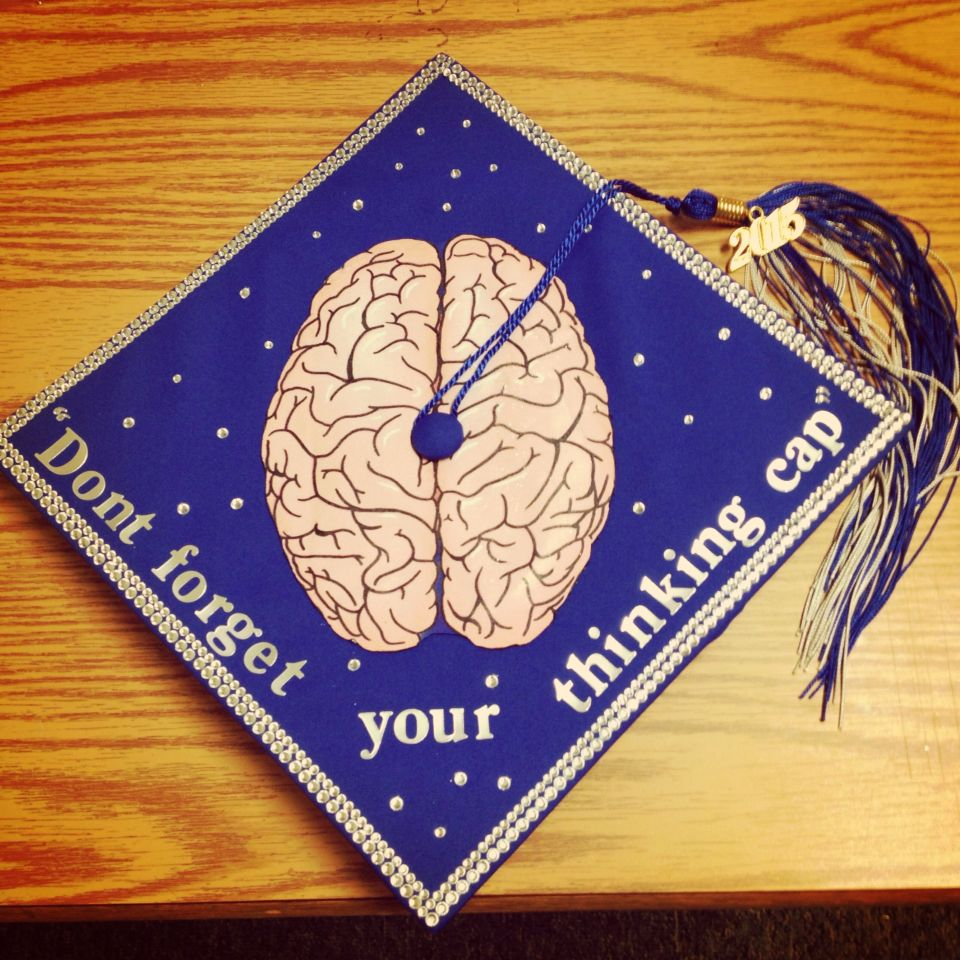 image result for graduation decoration cap ba - Graduation Caps Decorated