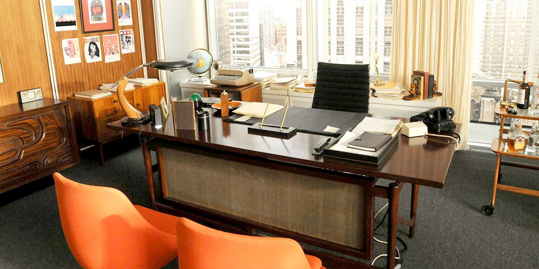 15 Midcentury Modern Decor And Design Ideas Male Office Decor Home Office Design Man Office